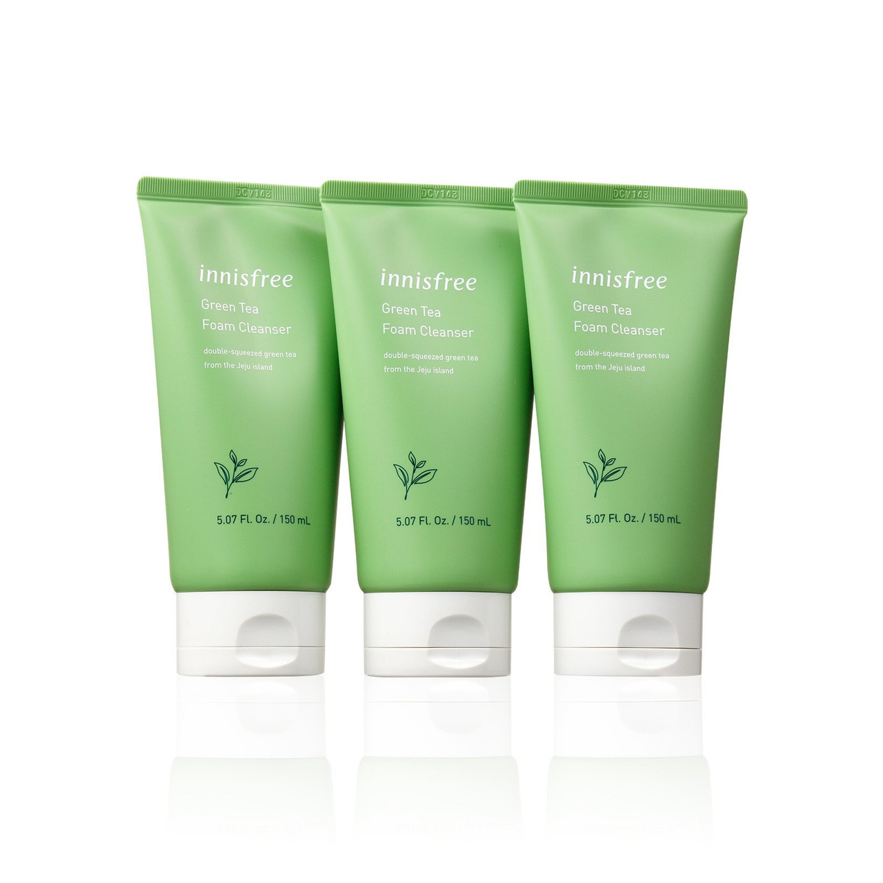 Innisfree Green Tea Foam Cleanser | Bonjour Global EU