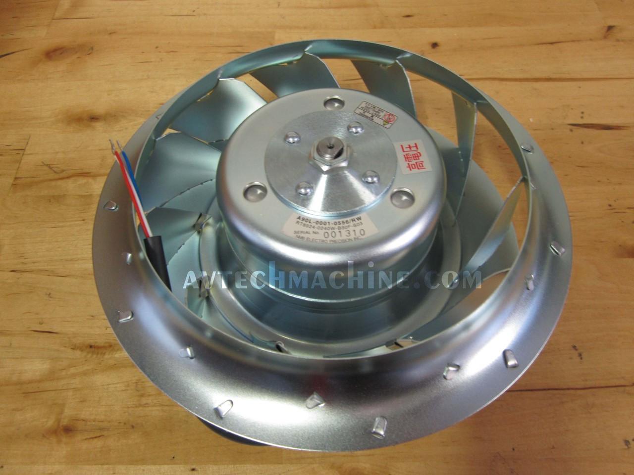 FANUC Spindle Motor Fan A90L-0001-0443#F