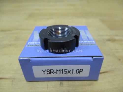 Turning- Red Yinsh Precision Bearing Locknut YSF-M40x1.5P