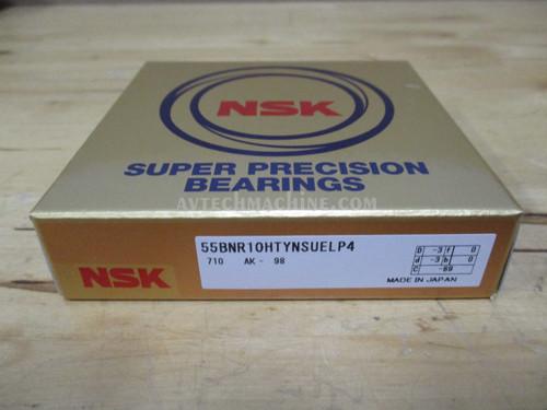 65BNR10STYNDUELP4 NSK Angular Contact Bearing