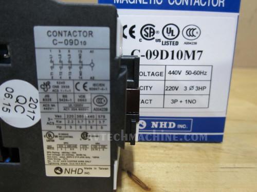 NHD Magnetic Contactor C-18D10M7