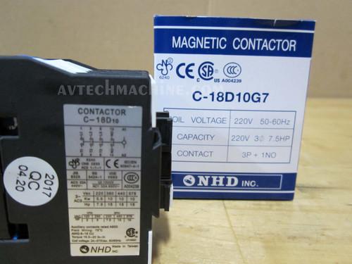 NHD Magnetic Contactor C-09D10G7