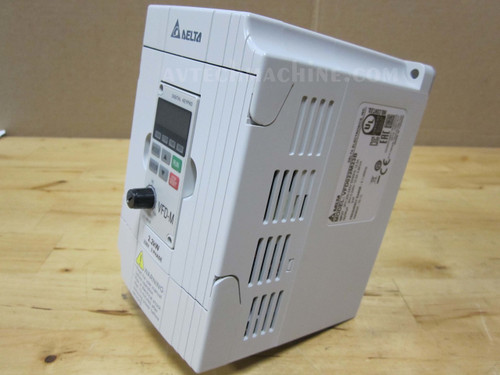 Vfd022m23b Delta Inverter 3hp 230v 3 Phase