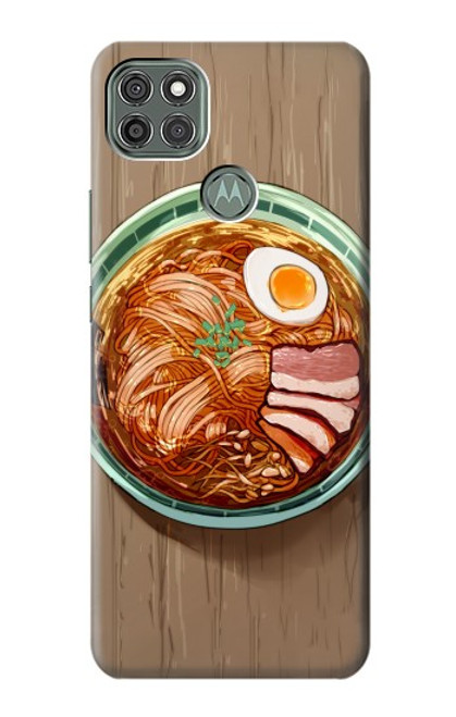 S3756 ラーメン Ramen Noodles Motorola Moto G9 Power バックケース、フリップケース・カバー