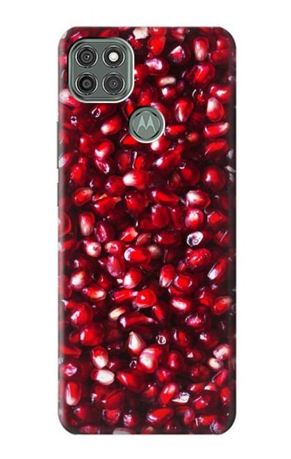 S3757 ザクロ Pomegranate Motorola Moto G9 Power バックケース、フリップケース・カバー