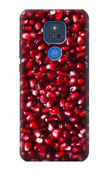 S3757 ザクロ Pomegranate Motorola Moto G Play (2021) バックケース、フリップケース・カバー