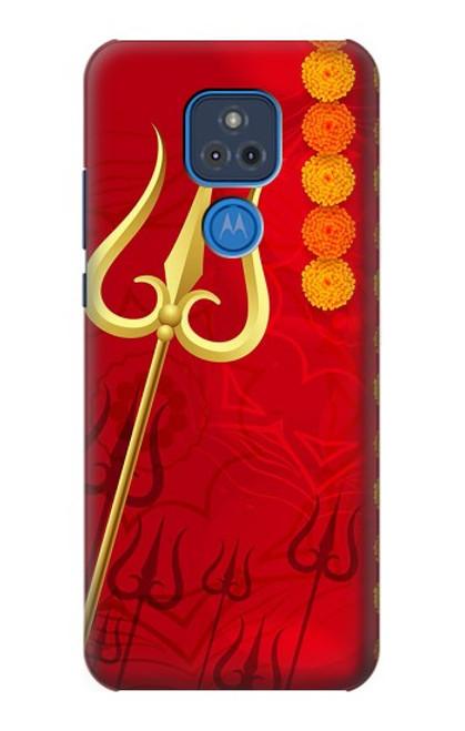 S3788 シブトリシューラ Shiv Trishul Motorola Moto G Play (2021) バックケース、フリップケース・カバー