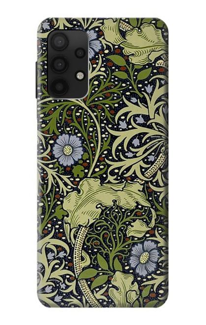 S3792 ウィリアムモリス William Morris Samsung Galaxy A32 4G バックケース、フリップケース・カバー