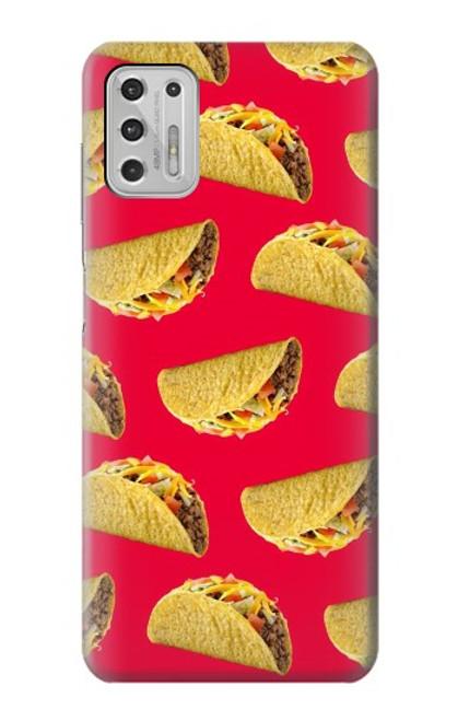S3755 メキシコのタコスタコス Mexican Taco Tacos Motorola Moto G Stylus (2021) バックケース、フリップケース・カバー