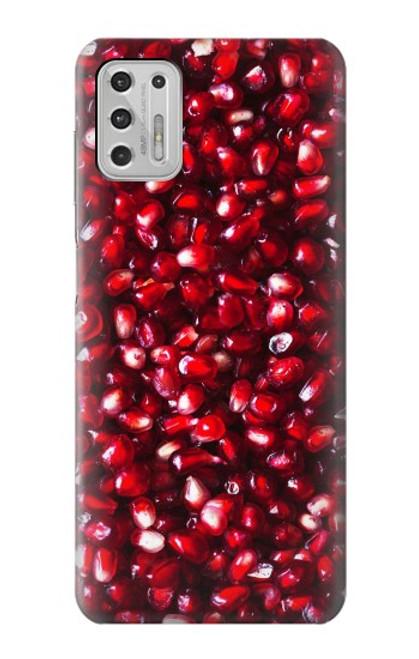 S3757 ザクロ Pomegranate Motorola Moto G Stylus (2021) バックケース、フリップケース・カバー