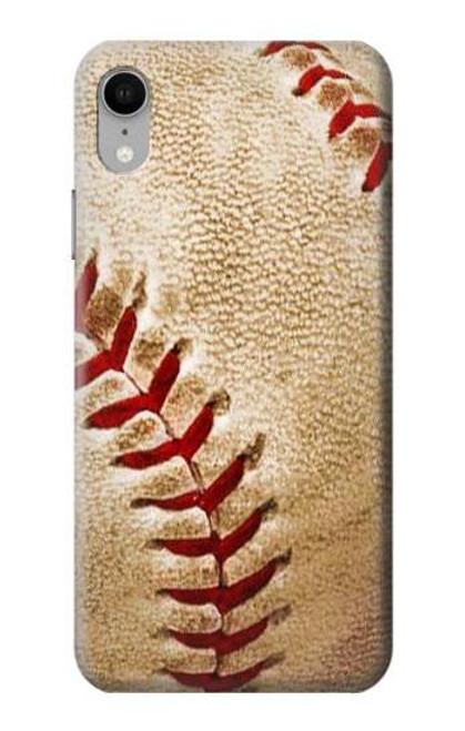 S0064 野球 ベースボール Baseball iPhone XR バックケース、フリップケース・カバー