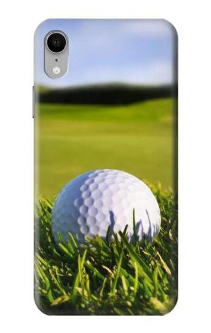 S0068 ゴルフ Golf iPhone XR バックケース、フリップケース・カバー