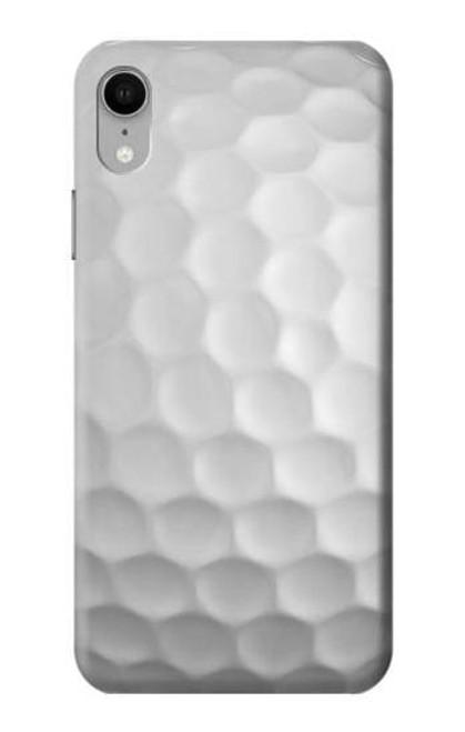 S0071 ゴルフボール Golf Ball iPhone XR バックケース、フリップケース・カバー