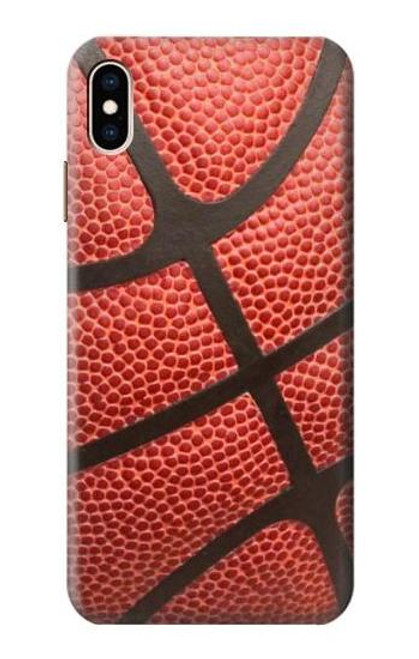 S0065 バスケットボール Basketball iPhone XS Max バックケース、フリップケース・カバー