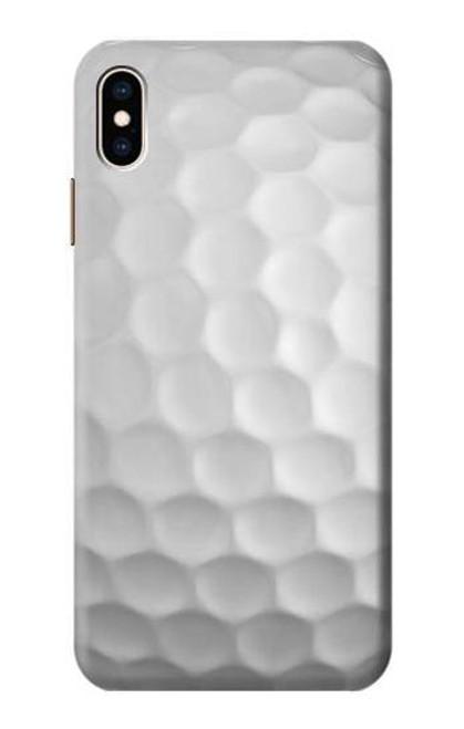 S0071 ゴルフボール Golf Ball iPhone XS Max バックケース、フリップケース・カバー