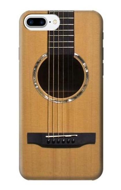 S0057 アコースティックギター Acoustic Guitar iPhone 7 Plus, iPhone 8 Plus バックケース、フリップケース・カバー