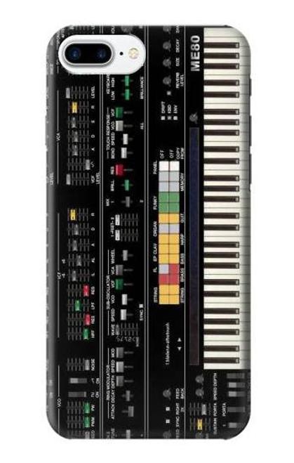 S0061 シンセサイザー Synthesizer iPhone 7 Plus, iPhone 8 Plus バックケース、フリップケース・カバー