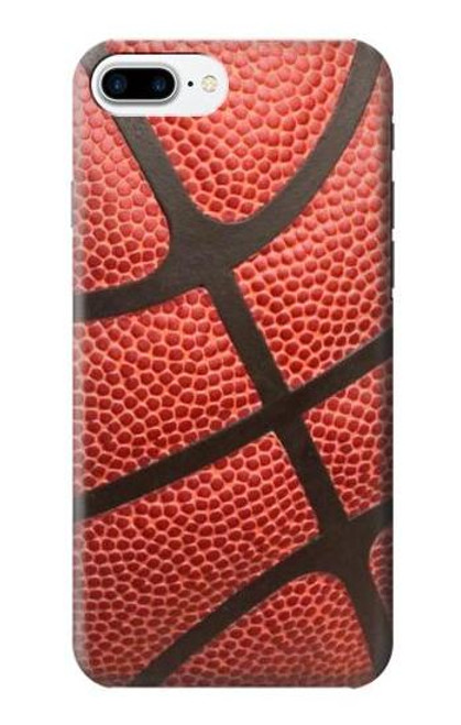 S0065 バスケットボール Basketball iPhone 7 Plus, iPhone 8 Plus バックケース、フリップケース・カバー