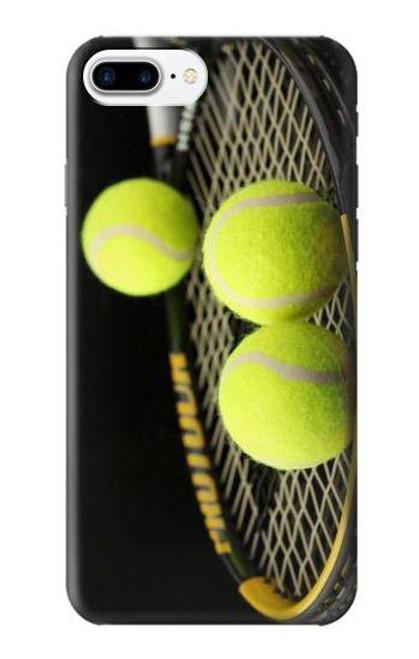 S0072 テニス Tennis iPhone 7 Plus, iPhone 8 Plus バックケース、フリップケース・カバー