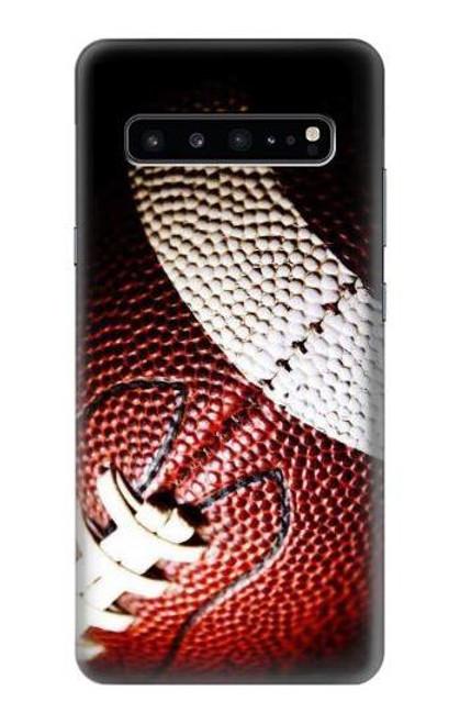 S0062 アメリカンフットボール American Football Samsung Galaxy S10 5G バックケース、フリップケース・カバー