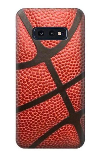 S0065 バスケットボール Basketball Samsung Galaxy S10e バックケース、フリップケース・カバー