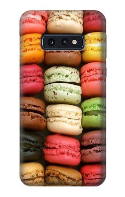 S0080 マカロン Macarons Samsung Galaxy S10e バックケース、フリップケース・カバー