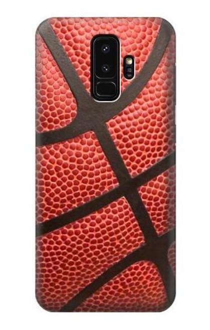 S0065 バスケットボール Basketball Samsung Galaxy S9 Plus バックケース、フリップケース・カバー
