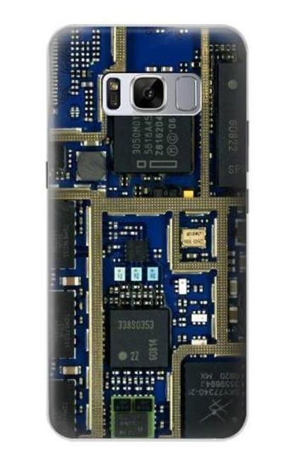 S0063 回路基板 Curcuid Board Samsung Galaxy S8 バックケース、フリップケース・カバー