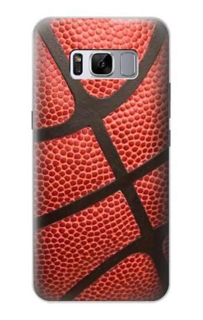 S0065 バスケットボール Basketball Samsung Galaxy S8 バックケース、フリップケース・カバー