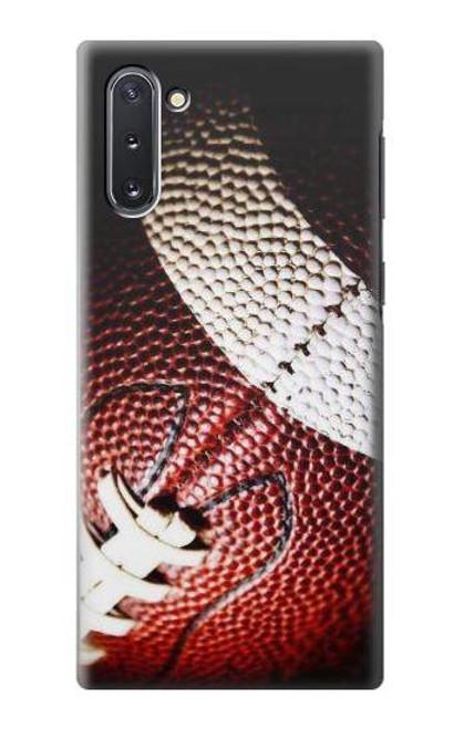 S0062 アメリカンフットボール American Football Samsung Galaxy Note 10 バックケース、フリップケース・カバー
