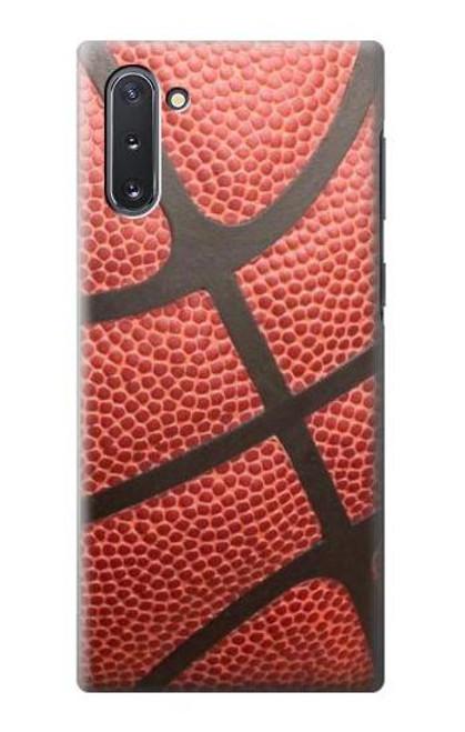 S0065 バスケットボール Basketball Samsung Galaxy Note 10 バックケース、フリップケース・カバー