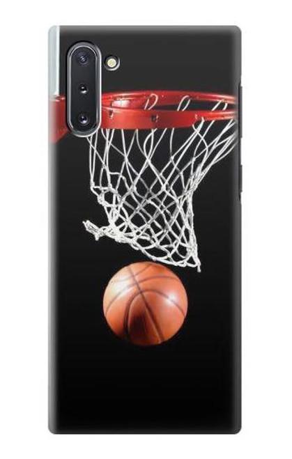 S0066 バスケットボール Basketball Samsung Galaxy Note 10 バックケース、フリップケース・カバー