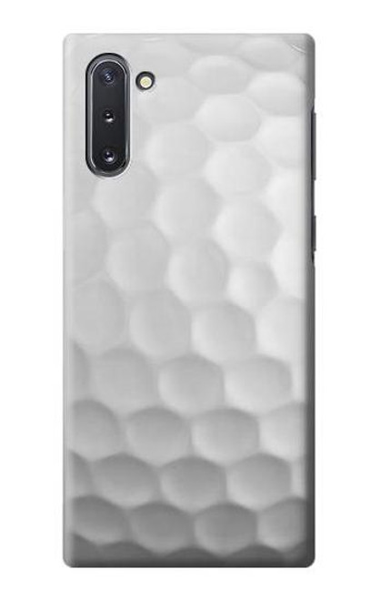 S0071 ゴルフボール Golf Ball Samsung Galaxy Note 10 バックケース、フリップケース・カバー