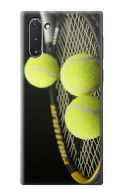 S0072 テニス Tennis Samsung Galaxy Note 10 バックケース、フリップケース・カバー