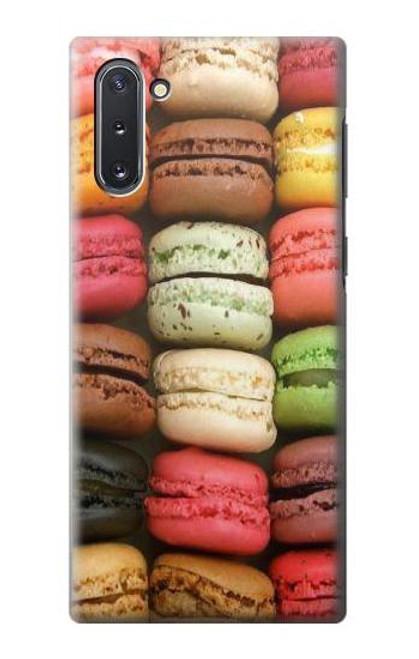 S0080 マカロン Macarons Samsung Galaxy Note 10 バックケース、フリップケース・カバー