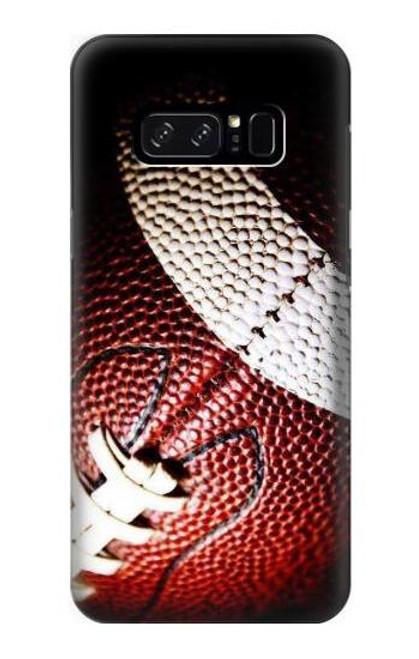 S0062 アメリカンフットボール American Football Note 8 Samsung Galaxy Note8 バックケース、フリップケース・カバー
