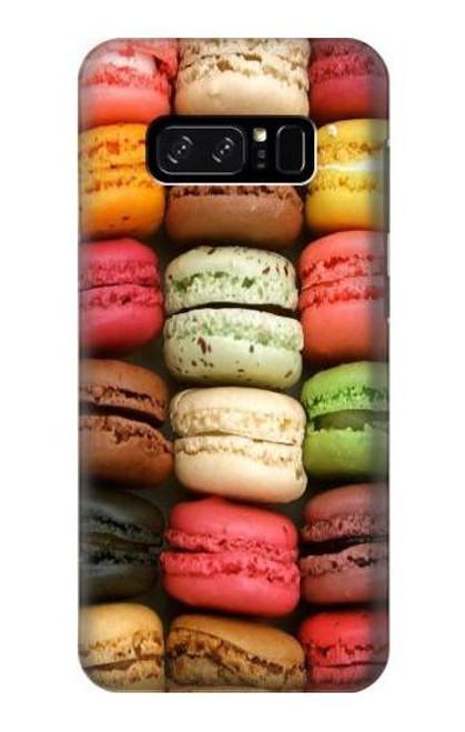 S0080 マカロン Macarons Note 8 Samsung Galaxy Note8 バックケース、フリップケース・カバー