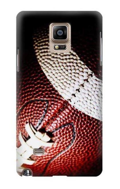 S0062 アメリカンフットボール American Football Samsung Galaxy Note 4 バックケース、フリップケース・カバー