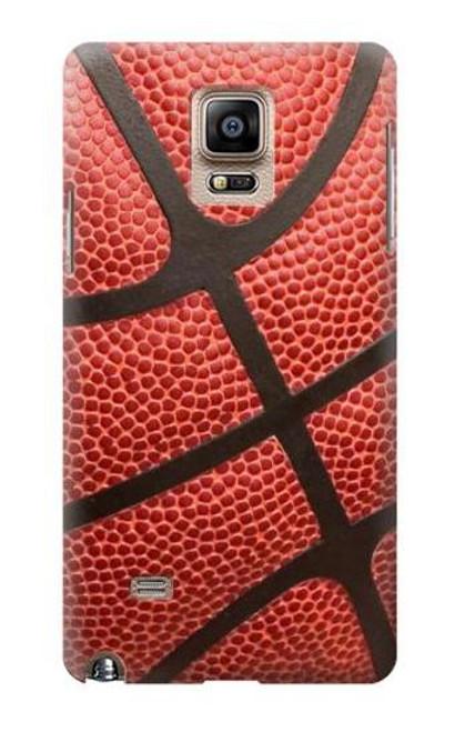 S0065 バスケットボール Basketball Samsung Galaxy Note 4 バックケース、フリップケース・カバー