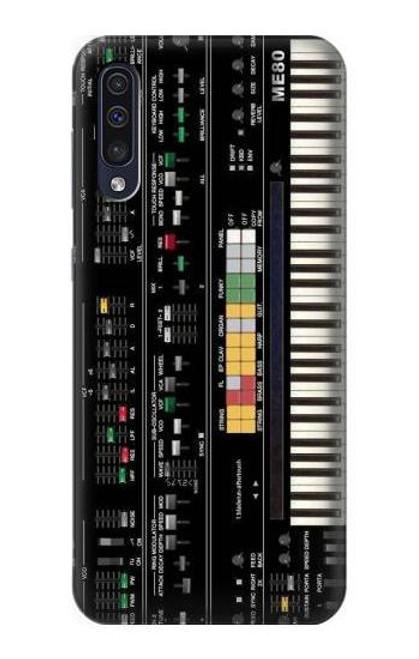 S0061 シンセサイザー Synthesizer Samsung Galaxy A50 バックケース、フリップケース・カバー