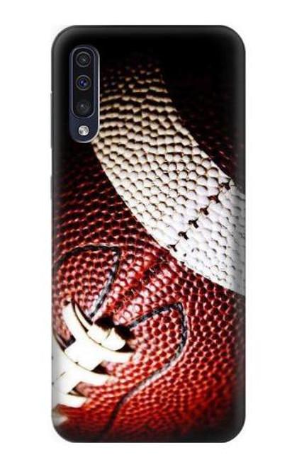 S0062 アメリカンフットボール American Football Samsung Galaxy A50 バックケース、フリップケース・カバー