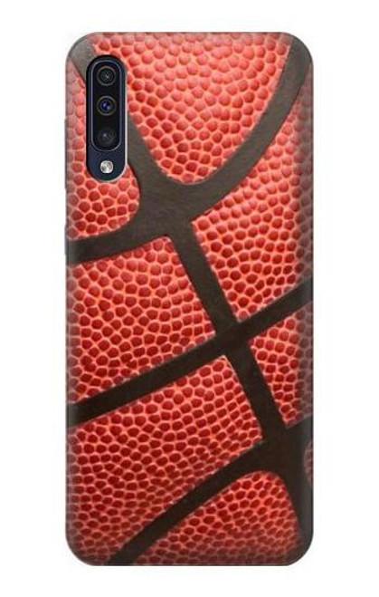 S0065 バスケットボール Basketball Samsung Galaxy A50 バックケース、フリップケース・カバー