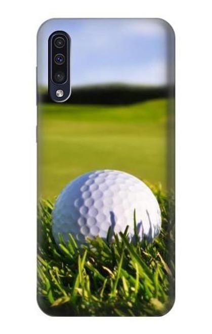 S0068 ゴルフ Golf Samsung Galaxy A50 バックケース、フリップケース・カバー
