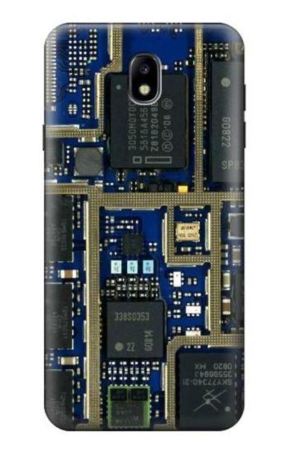 S0063 回路基板 Curcuid Board Samsung Galaxy J7 (2018) バックケース、フリップケース・カバー
