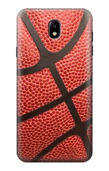 S0065 バスケットボール Basketball Samsung Galaxy J7 (2018) バックケース、フリップケース・カバー