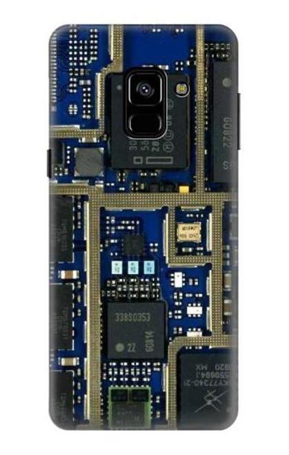 S0063 回路基板 Curcuid Board Samsung Galaxy A8 (2018) バックケース、フリップケース・カバー