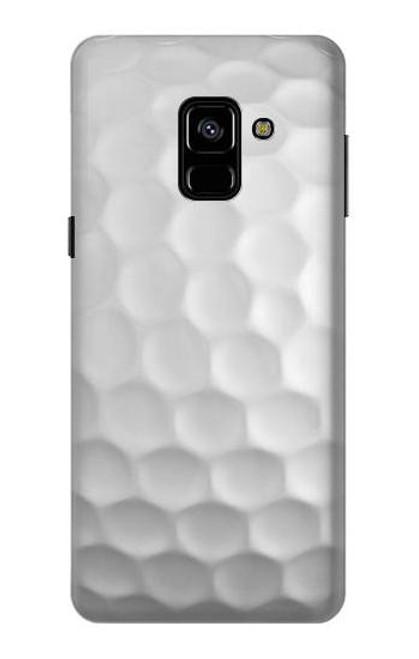 S0071 ゴルフボール Golf Ball Samsung Galaxy A8 (2018) バックケース、フリップケース・カバー
