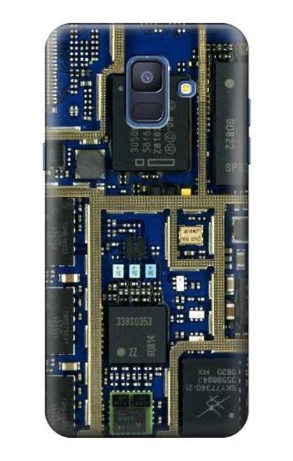 S0063 回路基板 Curcuid Board Samsung Galaxy A6 (2018) バックケース、フリップケース・カバー