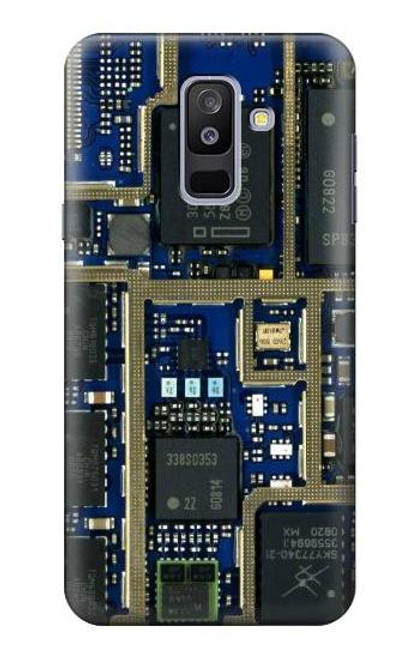 S0063 回路基板 Curcuid Board Samsung Galaxy A6+ (2018), J8 Plus 2018, A6 Plus 2018  バックケース、フリップケース・カバー