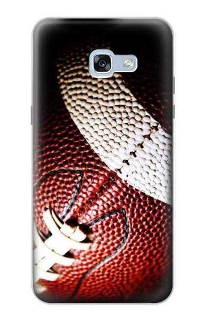 S0062 アメリカンフットボール American Football Samsung Galaxy A5 (2017) バックケース、フリップケース・カバー